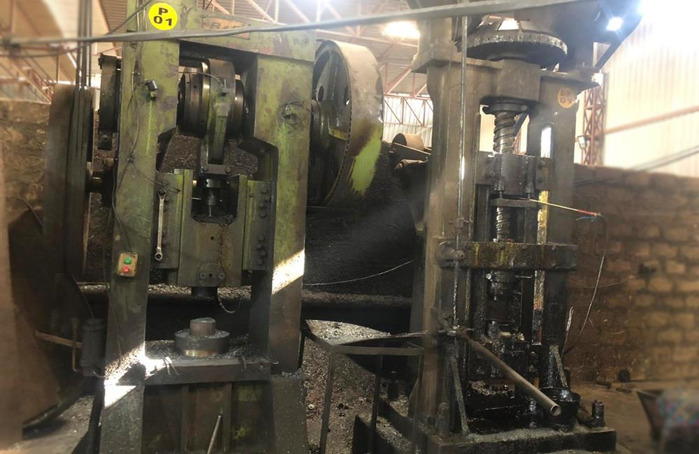 Forging Unit Two